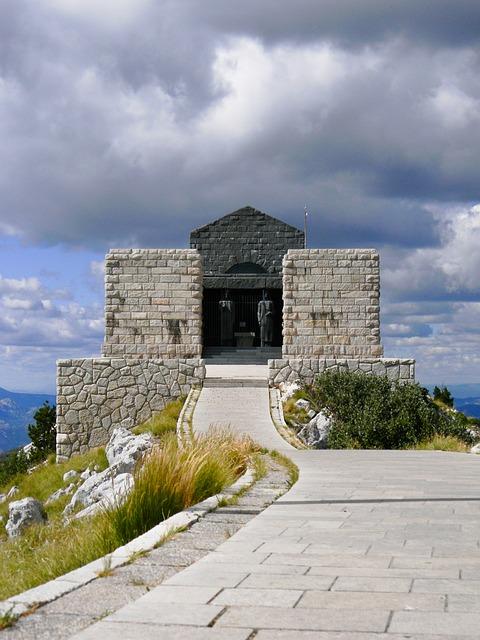 mausoleum van Njegoš